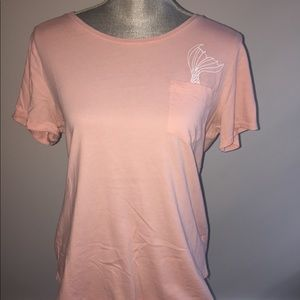 Relaxed Fit Mermaid T-Shirt